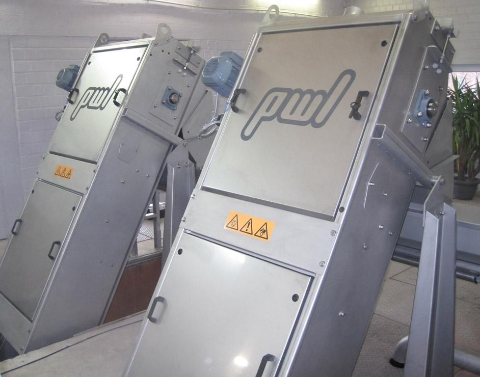 hakenumlaufrechen abwassertechnik